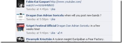 sziget 2012 new bands