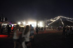 Main Stage at night - Sziget 2012 Szigetnews