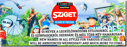 sziget wednesday