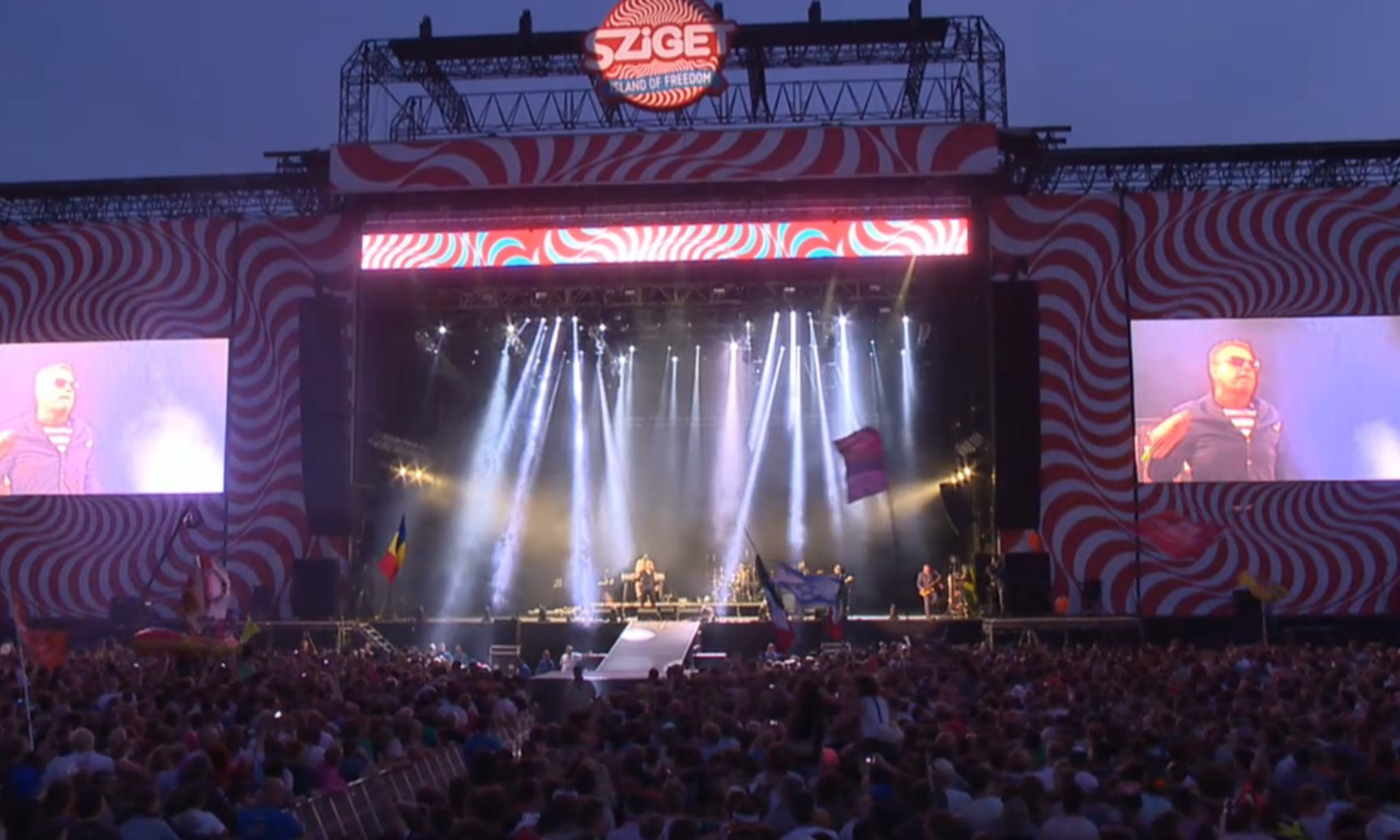 Sziget 2014 aftermovie