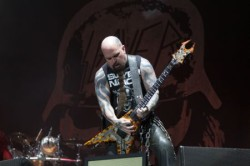 Kerry King from Slayer at Nova Rock 2014
