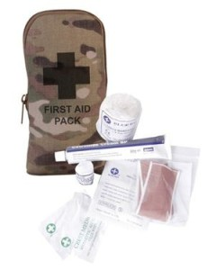 festival items firstaid kit