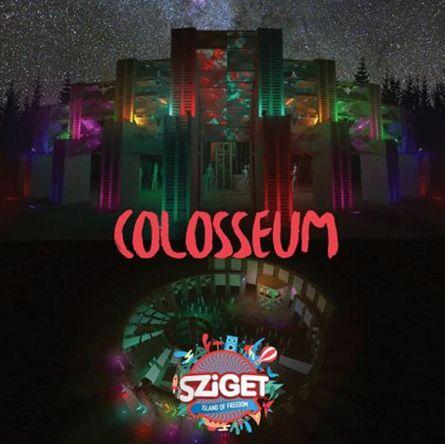 Colosseum in 2016