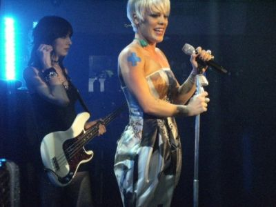 Pink P!NK (Photo: Wikipedia)