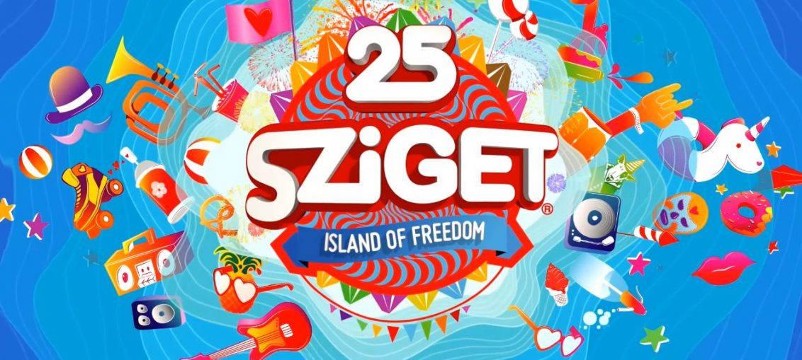 sziget 2017 day -1 live streams