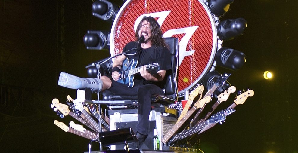 Foo Fighters Sziget 2019